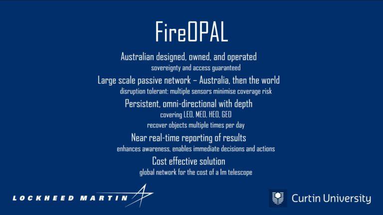 FireOPAL Summary