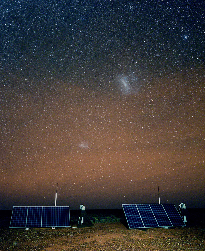 Space Situational Awareness - FireOPAL